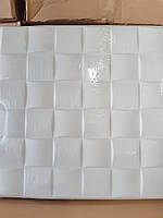 Плитка потолочная Ромстар белая № 119