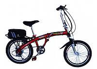 Электровелосипед складной Вольта Лого, фото 1