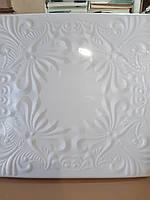 Плитка потолочная Ромстар белая № 112