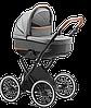Детская классическая коляска Jedo Bartatina V25 R14