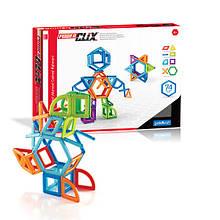 Развивающий Конструктор PowerClix Frames, 74 детали