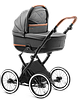 Детская классическая коляска Jedo Bartatina V26 R14