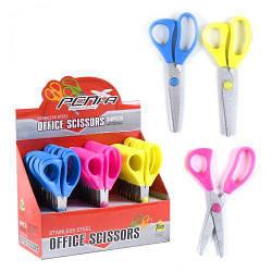 Канцелярские ножницы, маленькие (набор 24 шт)  scs