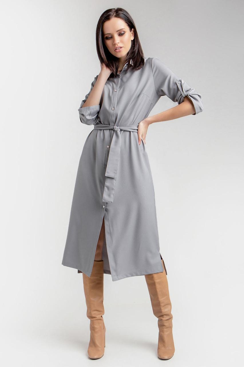 Ультрамодное платье-рубашка.Разные цвета.
