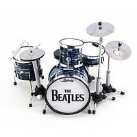 Барабанна міні установка 13х13 см Beatles 29675D
