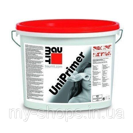 Baumit UniPrimer универсальна грунтувальна суміш, 25кг