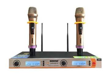 Микрофон DM UG-X9 II Shure Металлик (5074)