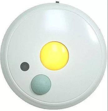 Універсальна підсвічування з датчиком руху cozy glow LED (5048)