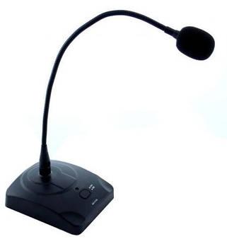 Микрофон SHURE MX 418 PRO для конфиренций Черный (5079)