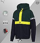 Костюм спортивный демисезонный анорак и штаны Puma, фото 2