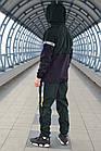 Костюм спортивный демисезонный анорак и штаны Puma, фото 6