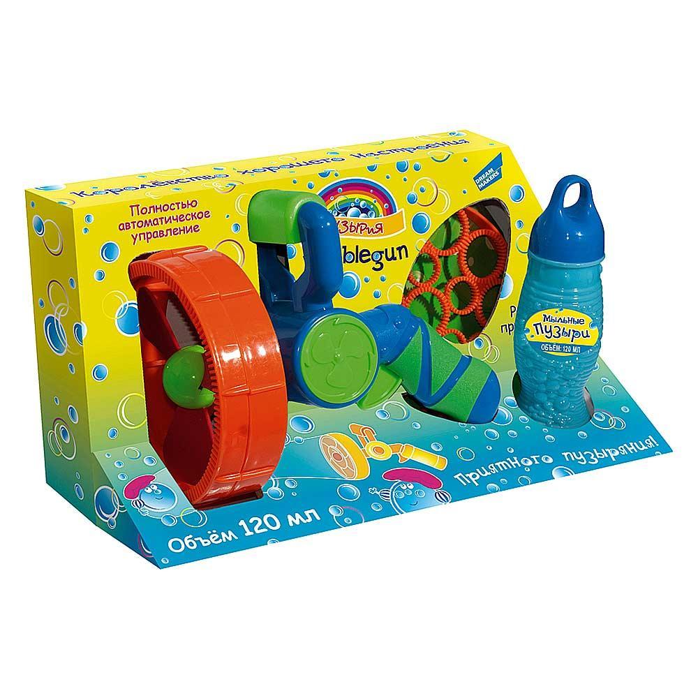 Набор для пускания мыльных пузырей Bubbleland. Dream Makers 0916P