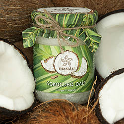 Кокосове масло харчове Green Valley 250 мл