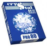 "Папір ксероксний ""Cristal"" A4 80г/м2 500л"