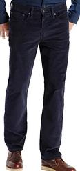 Вельветовые брюки Levis 514 - Navy