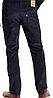 Вельветовые брюки Levis 514 - Navy, фото 2