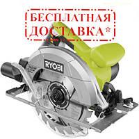Пила циркулярная RYOBI RCS 1400-G (1.4 кВт, 190 мм, 66 мм)