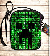 Сумка Junior boy Minecraft my life