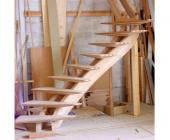 Изготовление винтовой лестницы