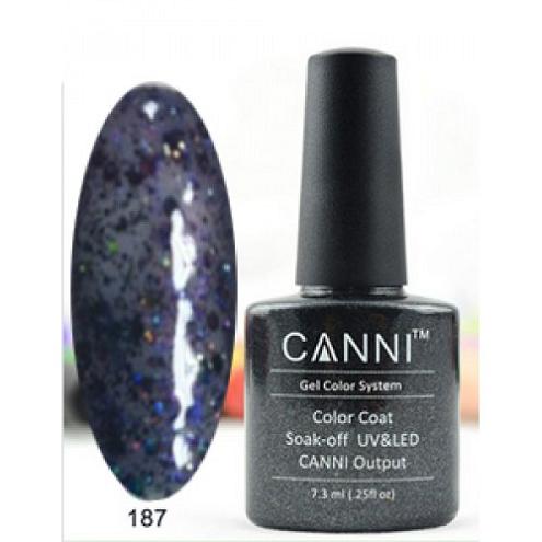 Гель-лак Canni № 187