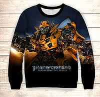 Свитшот Бамблби / Свитшот Transformers Bamblbee