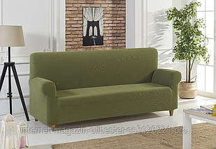 Чехол на диван Зеленый Home Collection Karna Турция 50082