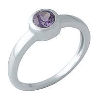 Серебряное кольцо Unicorn с олександритом (1961995) 18 размер, фото 1