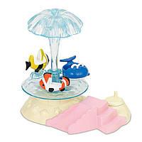 Sylvanian Families Морская карусель Calico Critters Seaside Merry-Go-Round 5231