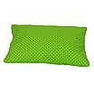 Подушка, 45*35 см, (бавовна), (горох на зеленому), фото 2