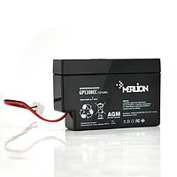 Аккумуляторная батарея Merlion AGM GP1208СС 12V 0.8Ah