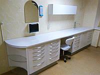 Гарнитур для медицинского кабинета № 203 Медаппаратура