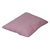 Подушка, 45*35 см, (бавовна), (горох на рожевому), фото 2