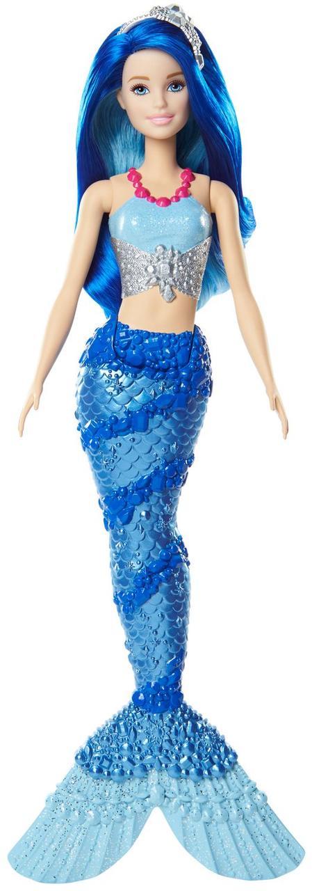 Кукла Барби Русалочка голубая - Barbie Dreamtopia Mermaid Doll