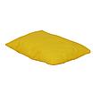 Подушка, 45*35 см, (бавовна), (горох на жовтому), фото 2