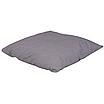 Подушка, 40*40 см, (бавовна), (горох на сірому), фото 2