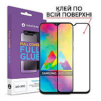 Защитное стекло MakeFuture для Samsung Galaxy A10 SM-A105 Full Cover Full Glue, 0.33 mm (MGF-SA105)