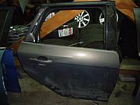 Двери задняя правая седан хэчбек б.у оригинал для форд фокус 3
