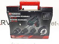 Аккумуляторная  отвёртка PARKSIDE PAS 4 B 3 из Германии