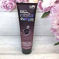 Шампунь укрепление для волос BIO World Micellar Balm Detox Therapy Keratrix + Муцин 280 мл