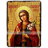 Икона Мирослава Святая мученица (130х170мм)