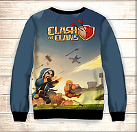 Світшот Сlash of clans, фото 1