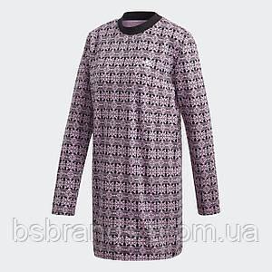 Женское платье adidas Trefoil Allover Print FL4130 (2020/1)