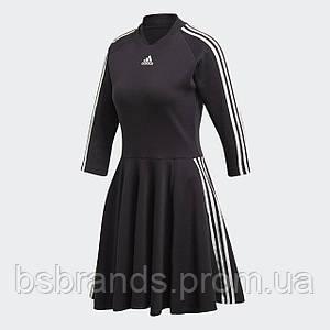 Женское платье adidas  3-Stripes FL6901 (2020/1)