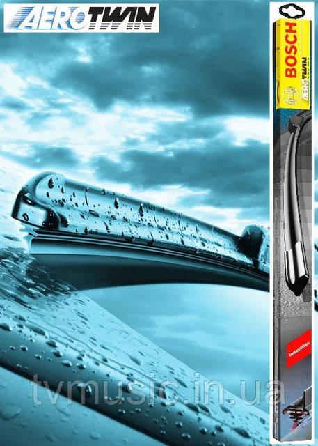 Установка стеклоочистителей Bosch AeroTwin с креплением Multi-Clip