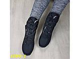 Сапоги дутики зимние на шнуровке 36 (1090-1), фото 5