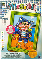 Мозаика Пират, в кор.31*21*3см