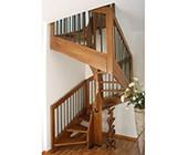 Лестница ломаная