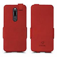 Чехол флип Stenk Prime для Meizu M8 Красный (62742), фото 1