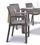 Набор пластиковой мебели MELODY QUARTET Стол + 4 стула, фото 5