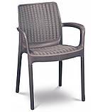 Набор пластиковой мебели MELODY QUARTET Стол + 4 стула, фото 4